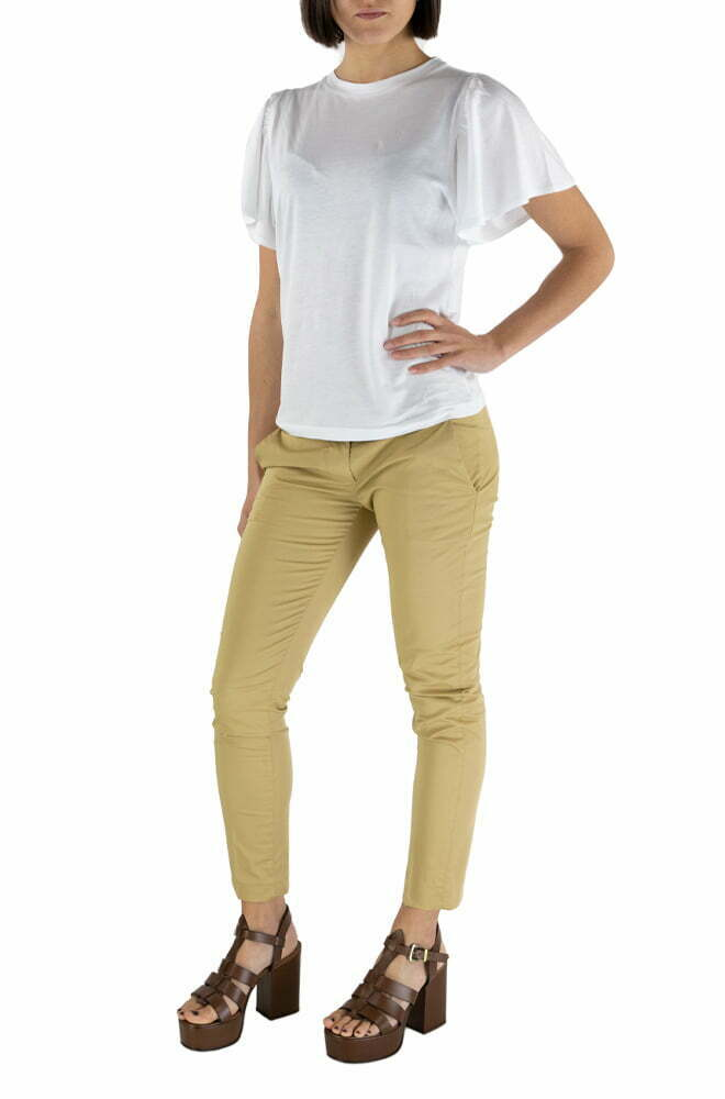 T-SHIRT SESSUN WHITE DA DONNA CRUZ
