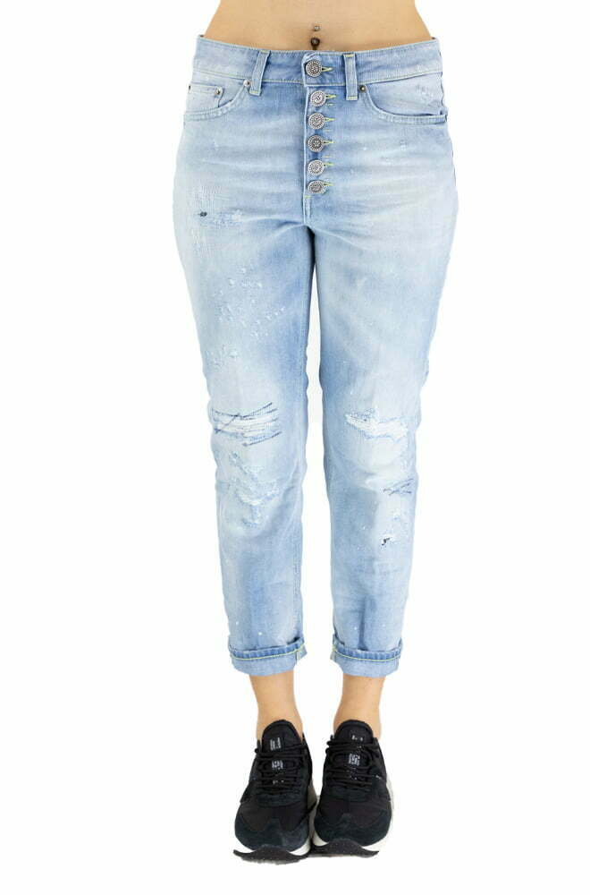 PANTALONE DONDUP DENIM DA DONNA DP268B DS0107