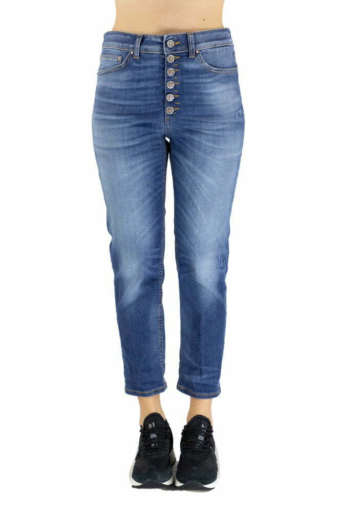 PANTALONE DONDUP DENIM DA DONNA DP268B DS0296
