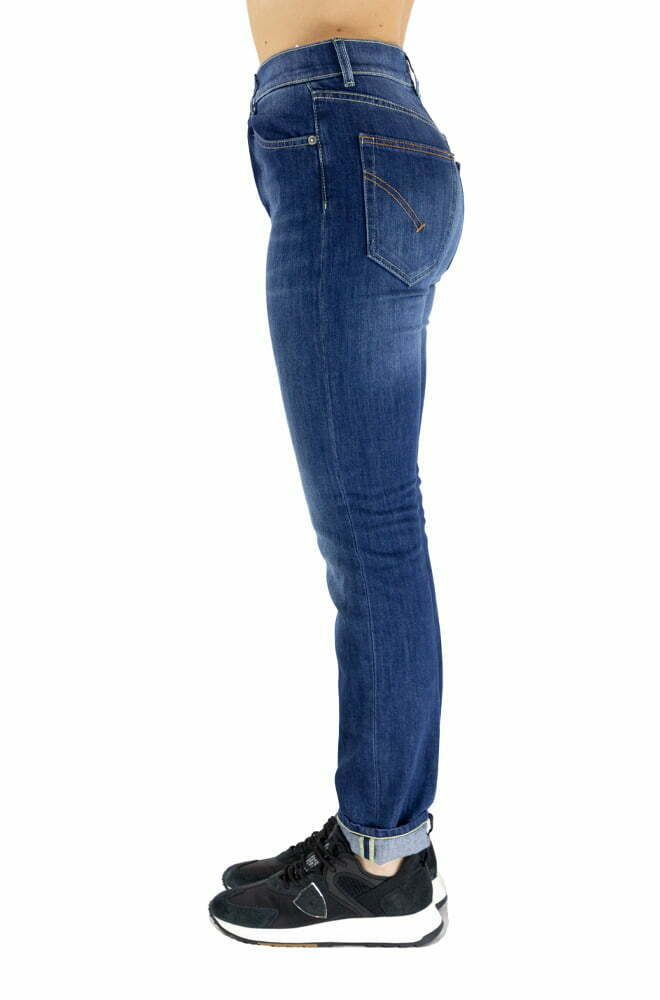 PANTALONE DONDUP DENIM DA DONNA DP513 DS0107