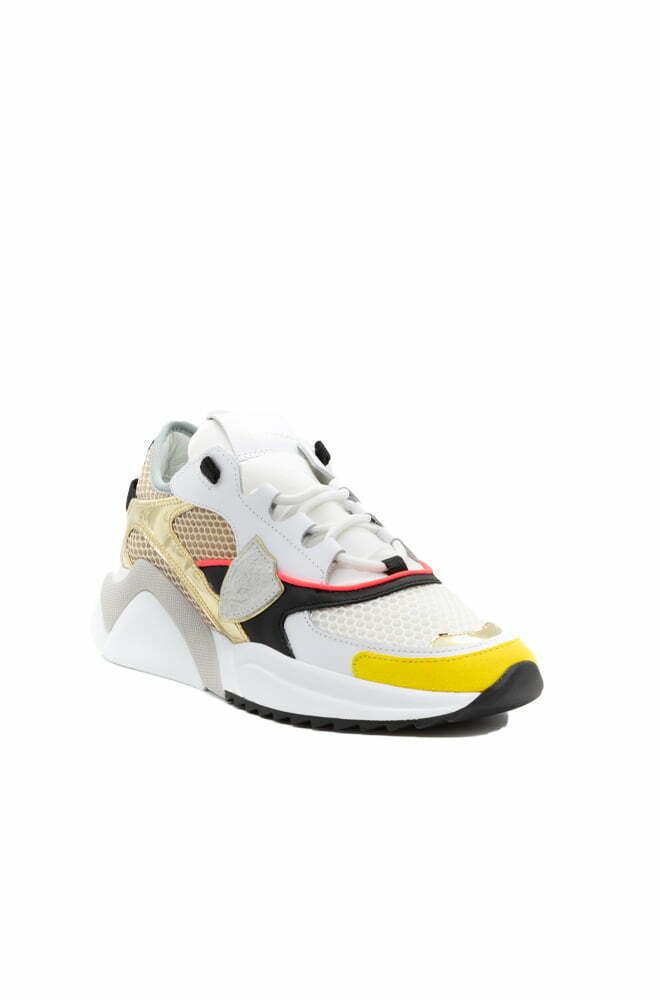 SCARPA PHILIPPE MODEL BLANC SABLE DA DONNA EZE LOW WOMAN
