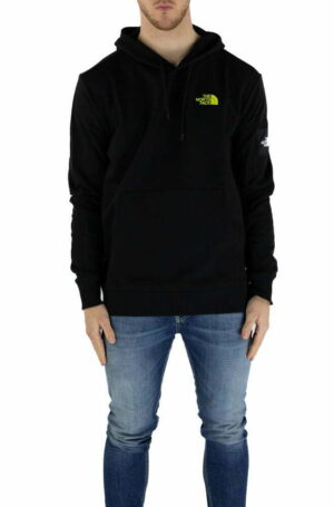 FELPA THE NORTH FACE BLACK DA UOMO NF0A557H