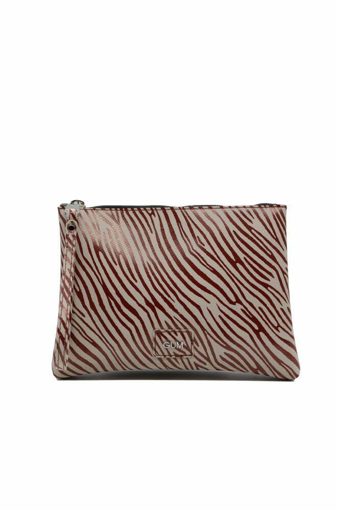BORSA GUM ZEBRA TERRA DA DONNA BC4052 RE BUILD